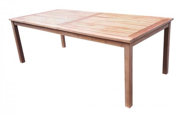 Tisch Woodie 220x100 cm Teak
