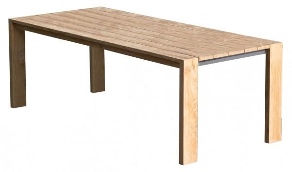 Tisch Blackpool 180x100 cm Teak deVries