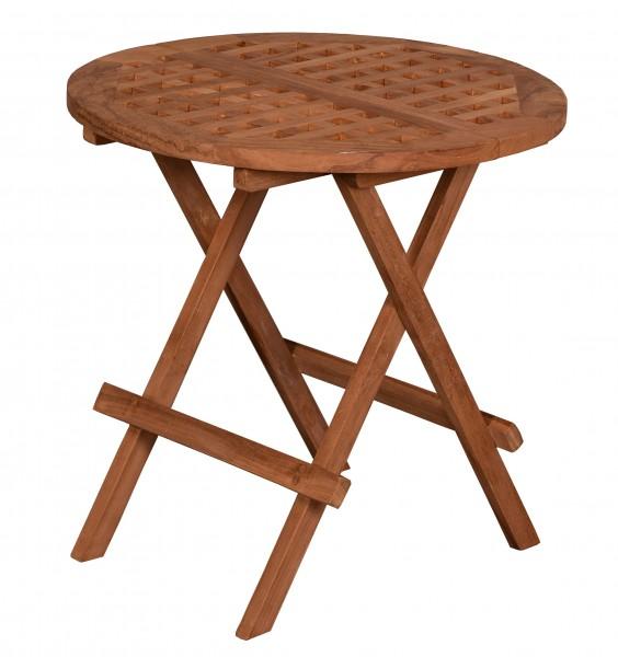 Beistelltisch Woodie ø 50 cm
