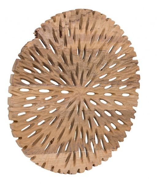 Wandpaneele rund