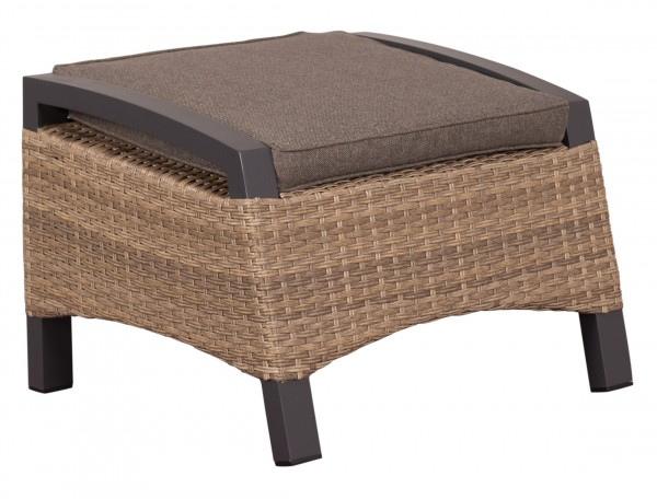 Fußhocker Montana Dining 8 mm spotted brown