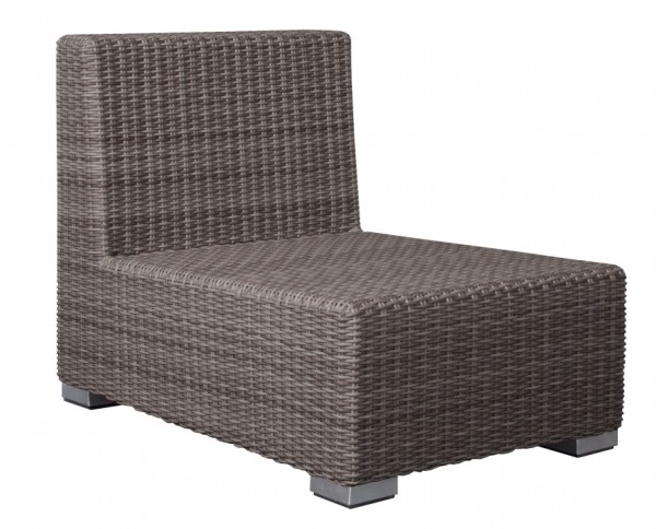 Adriatico Loungesitz 6 mm taupe grey